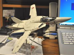 Details of Panel-Lining in Fighter Mode
