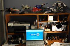 Current Desk Set-Up