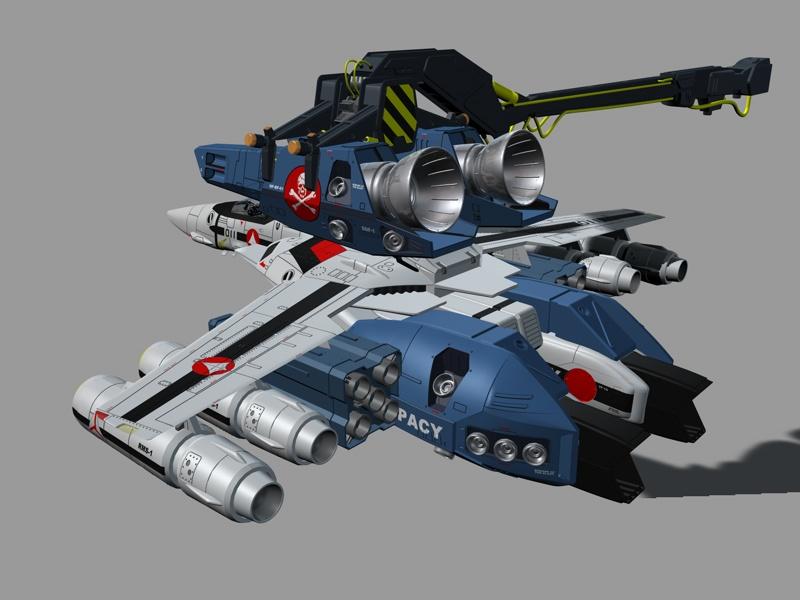 Launch Arm & Valk