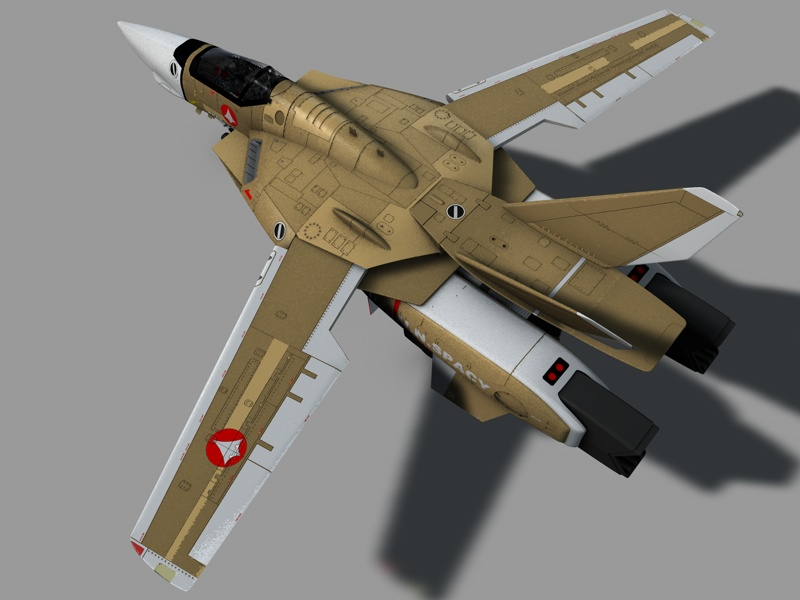 VF-1 Cannon fodder