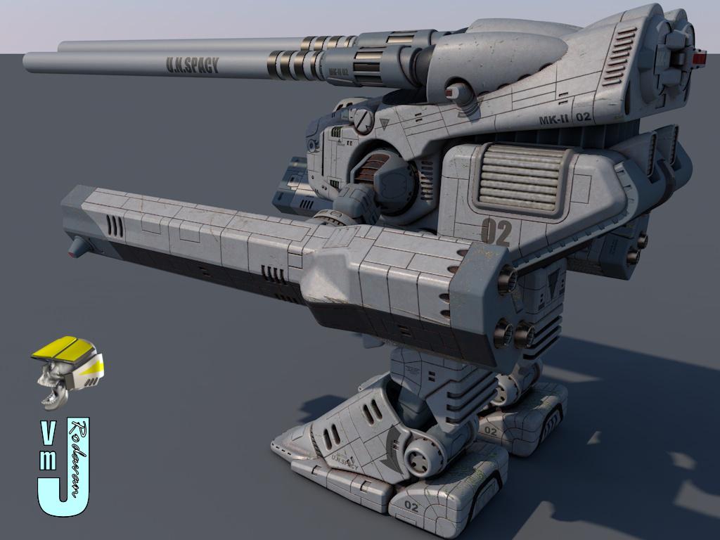 HWR-00-MKII  Macross Monster
