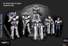 master of macross collection