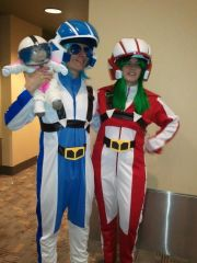 Family Portrait - Otakon 2012