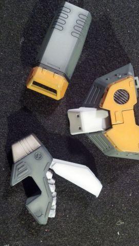VF 1J Armor Parts