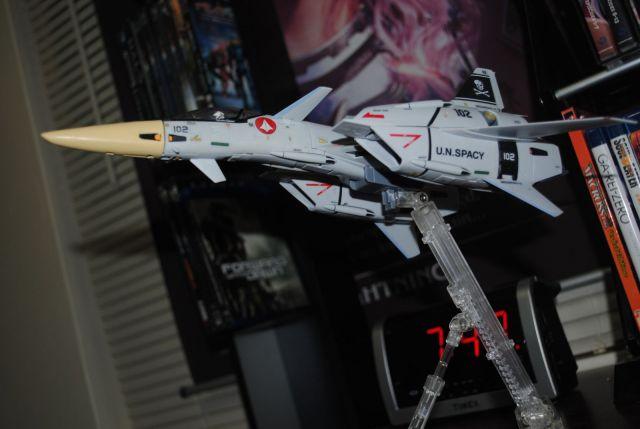VF-4G Lightning III Fighter Mode