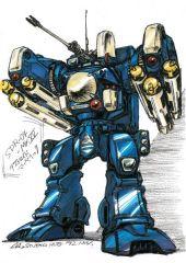 SDR 04 blue