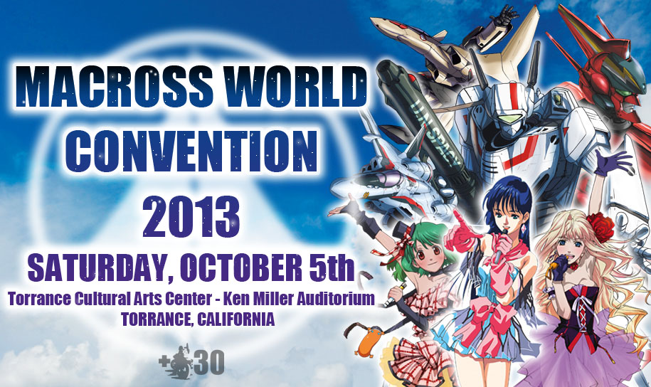 MacrossWorld Convention 2013