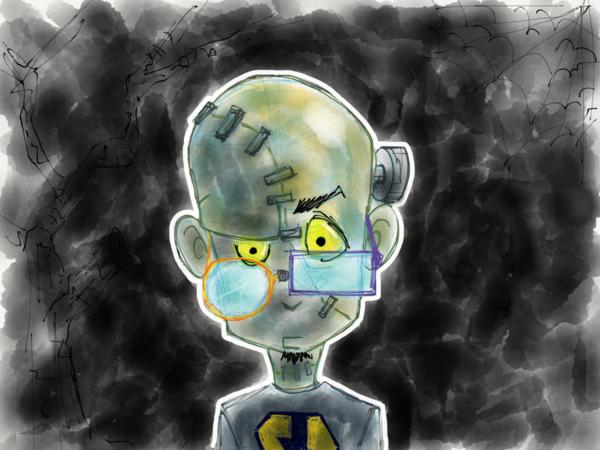 halloween avatar
