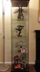 display case.