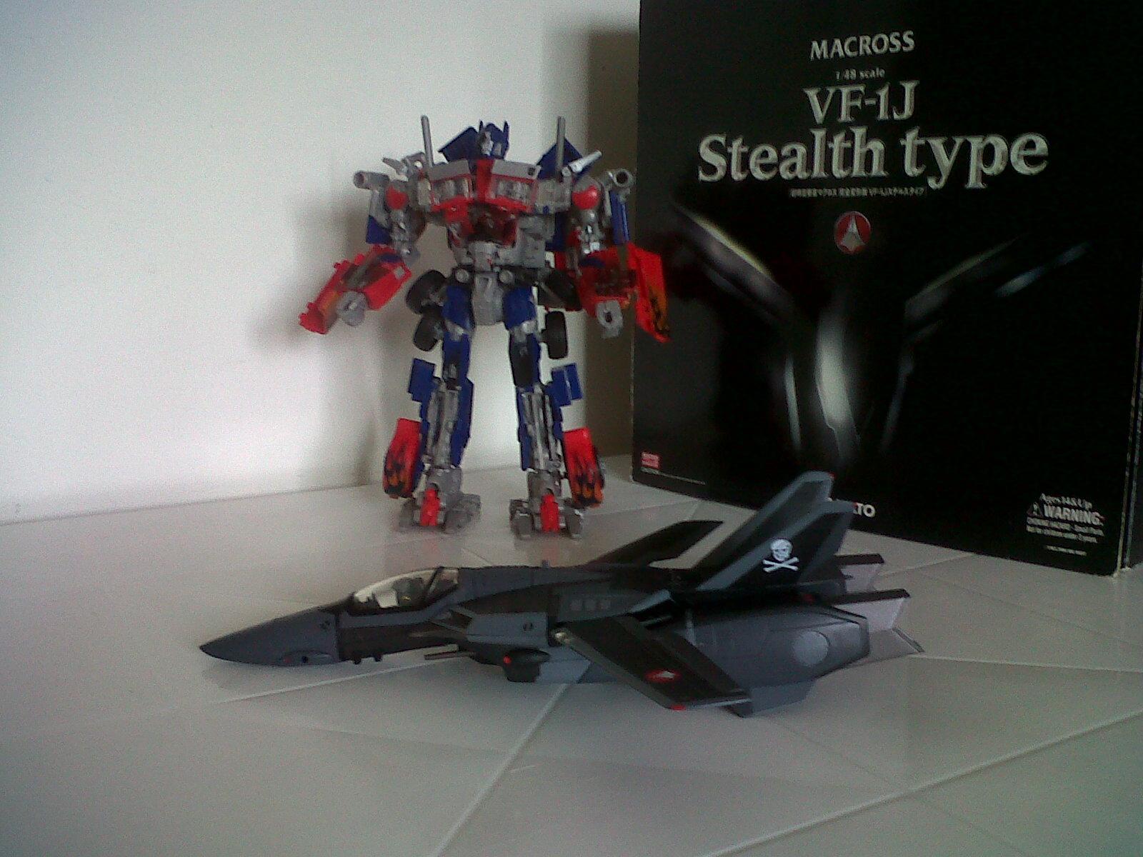 VF - 1J 1/48 Yamato Stealth Type
