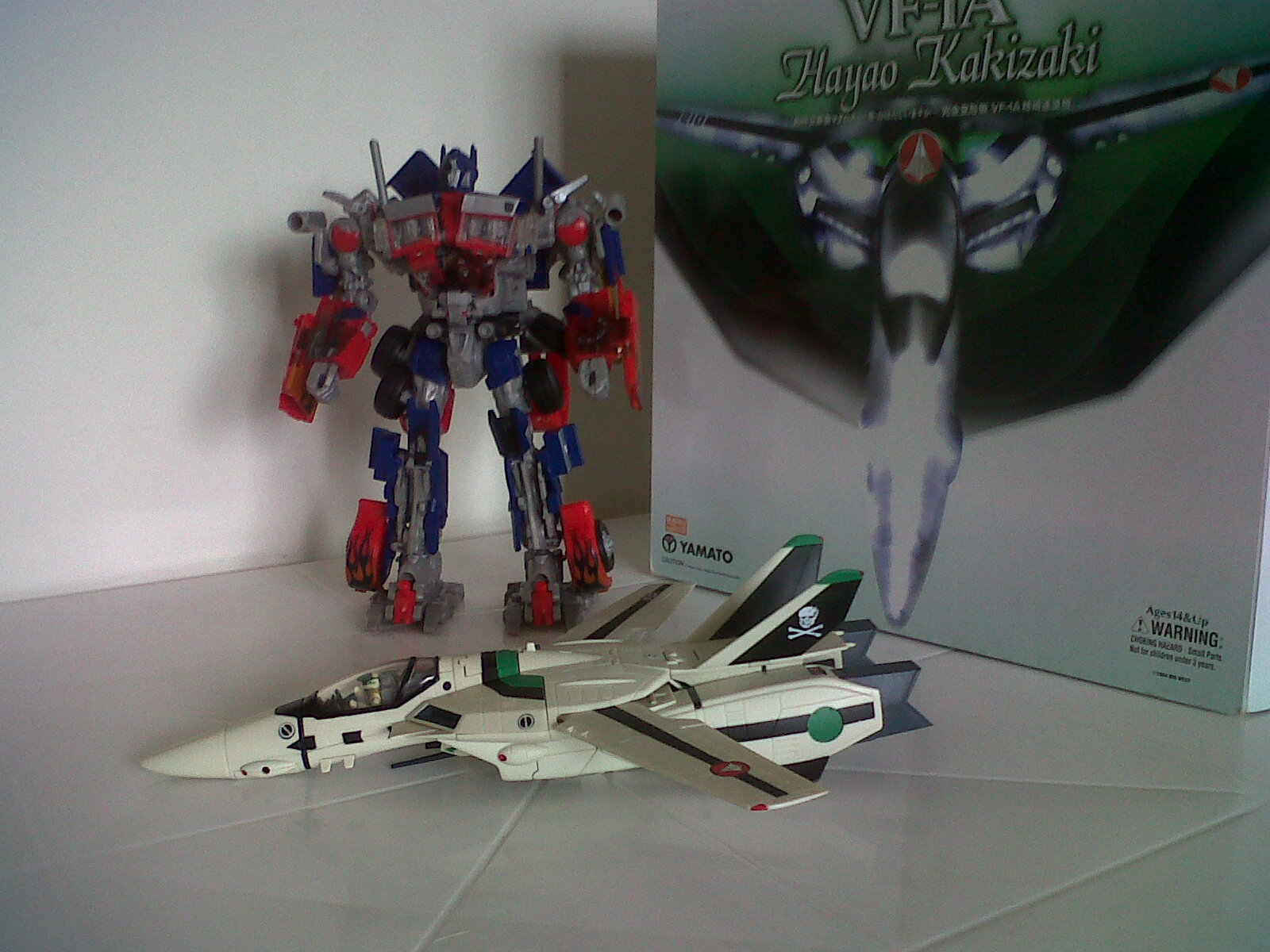 VF - 1A 1/48 Yamato Hayao Kakizaki ver. DYRL?