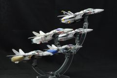 5 VF-1's test pieces