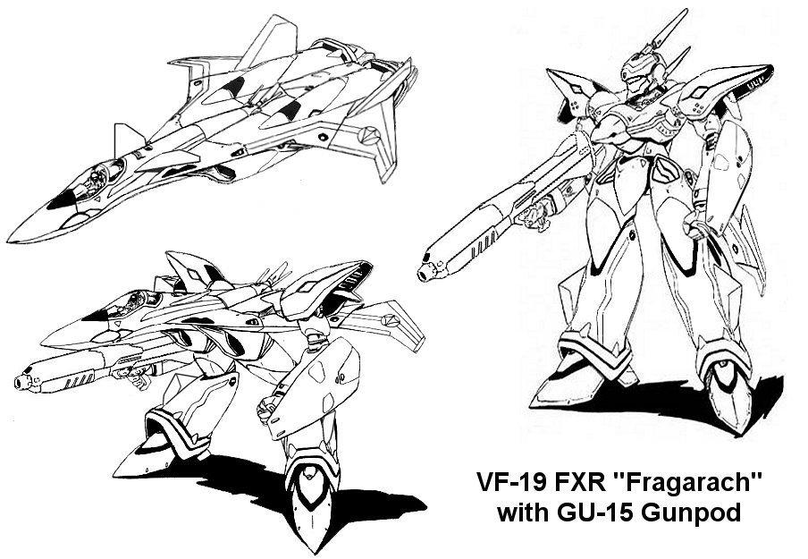 VF-19FXR