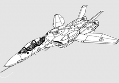 VF-0B Fighter