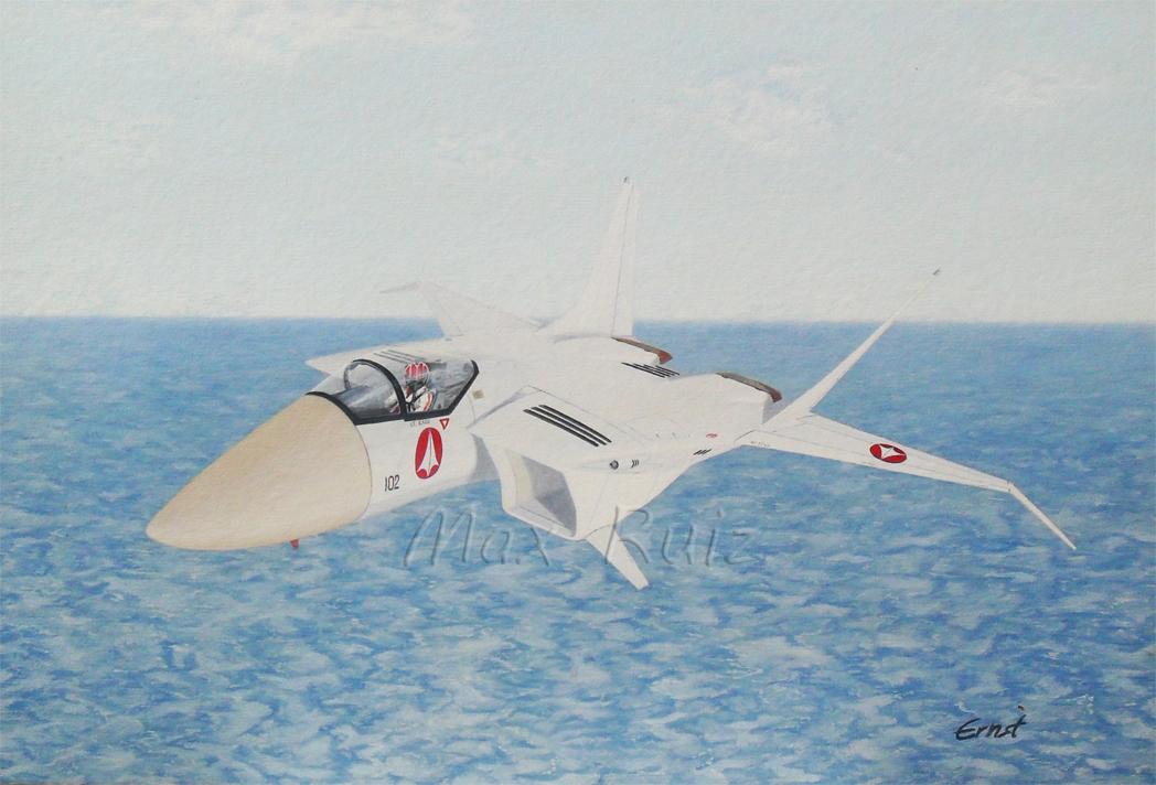 F 203 Dragon II