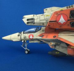 Valkyrie VF-1S Strike Pack in VT Colours  3