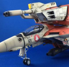 Valkyrie VF-1S Strike Pack in VT Colours  8