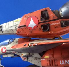 Valkyrie VF-1S Strike Pack in VT Colours  5