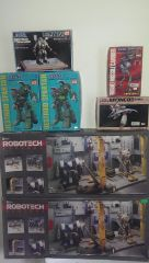 Robotech Kit Collection