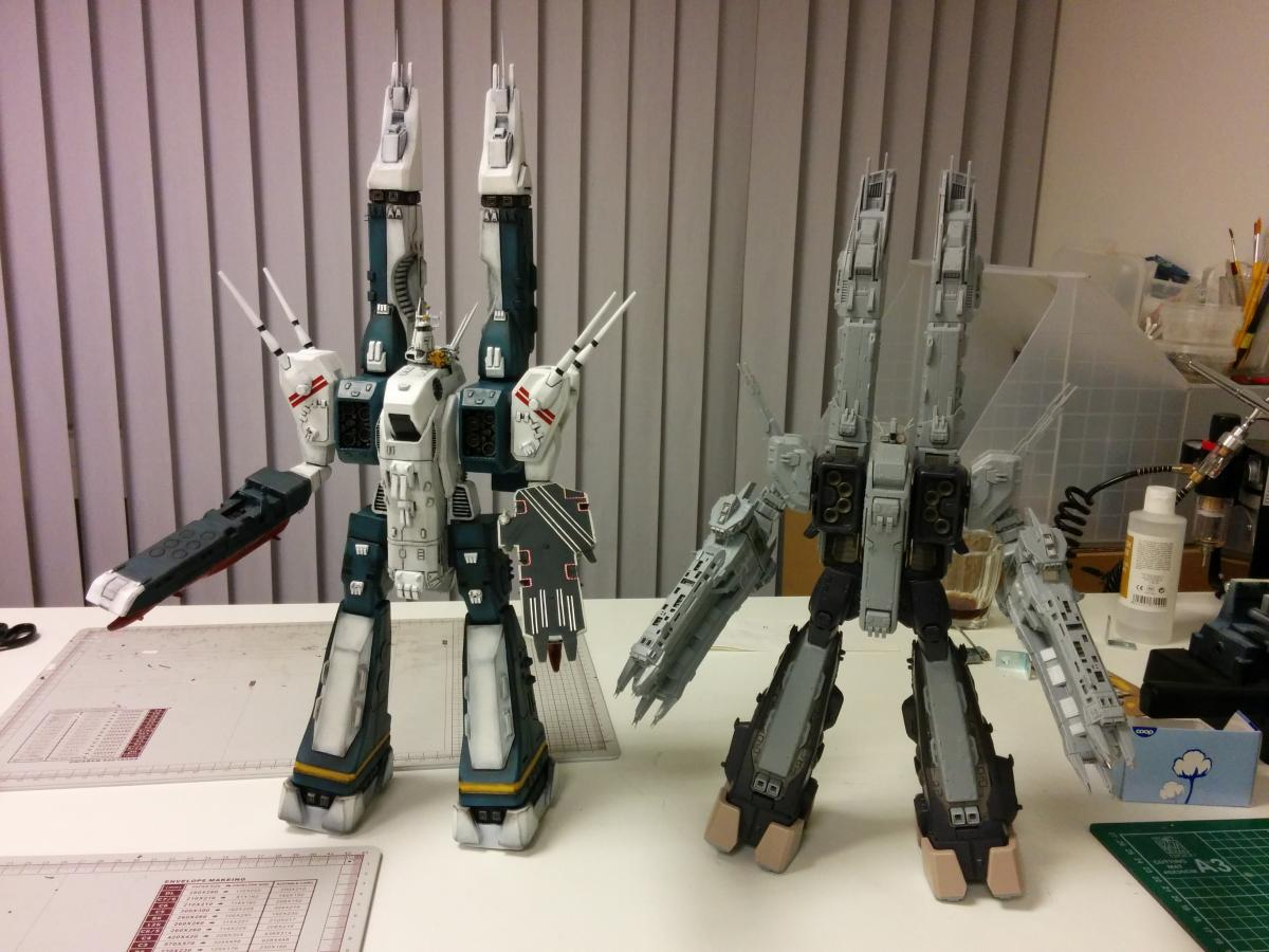 SDF 1 Macross Finished (1)
