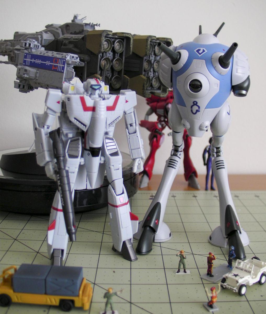 Hi-Metal R Macross  toys and more [02]