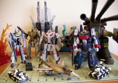 Hi-Metal R SDF-1 Macross Collection October 2016