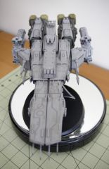 SDF-1 1/4000 Hasagewa model kit [02]