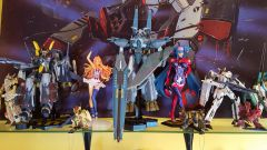 fhrex Macross collection