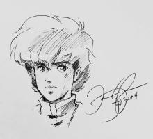 Hikaru aka Rick Hunter by Tommy Yune