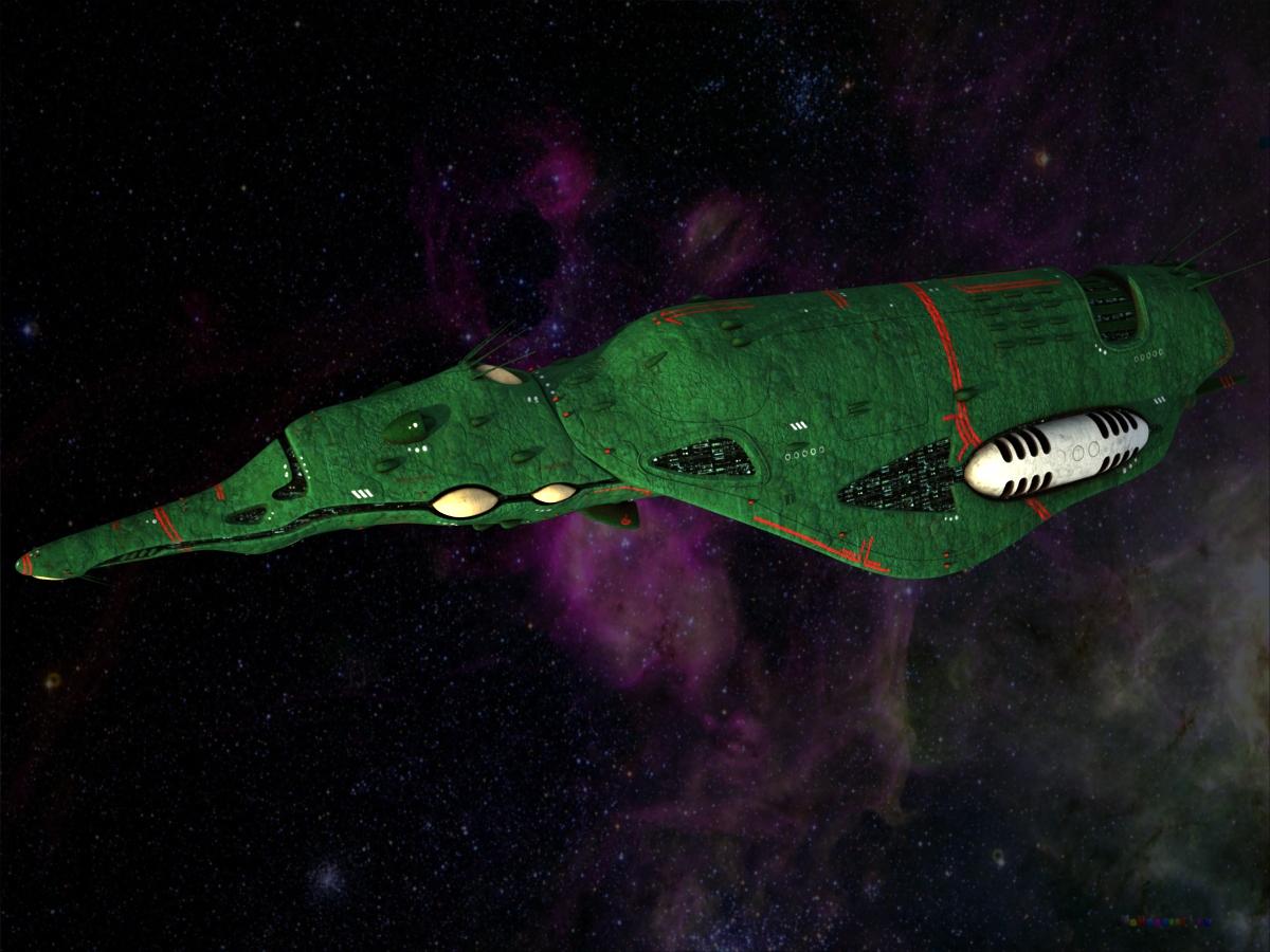 Queadol Magdomilla Class Fleet Command Battleship