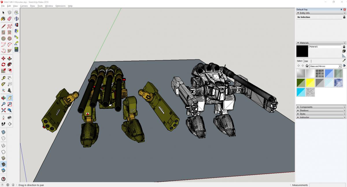 Камера В 3D Инструктор