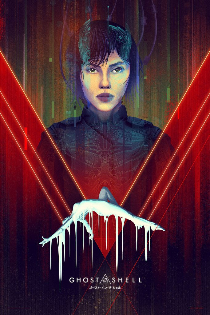 Ghost In The Shell Posters Prints Blu Ray And Various Items Anime Or Science Fiction Macross World Forums