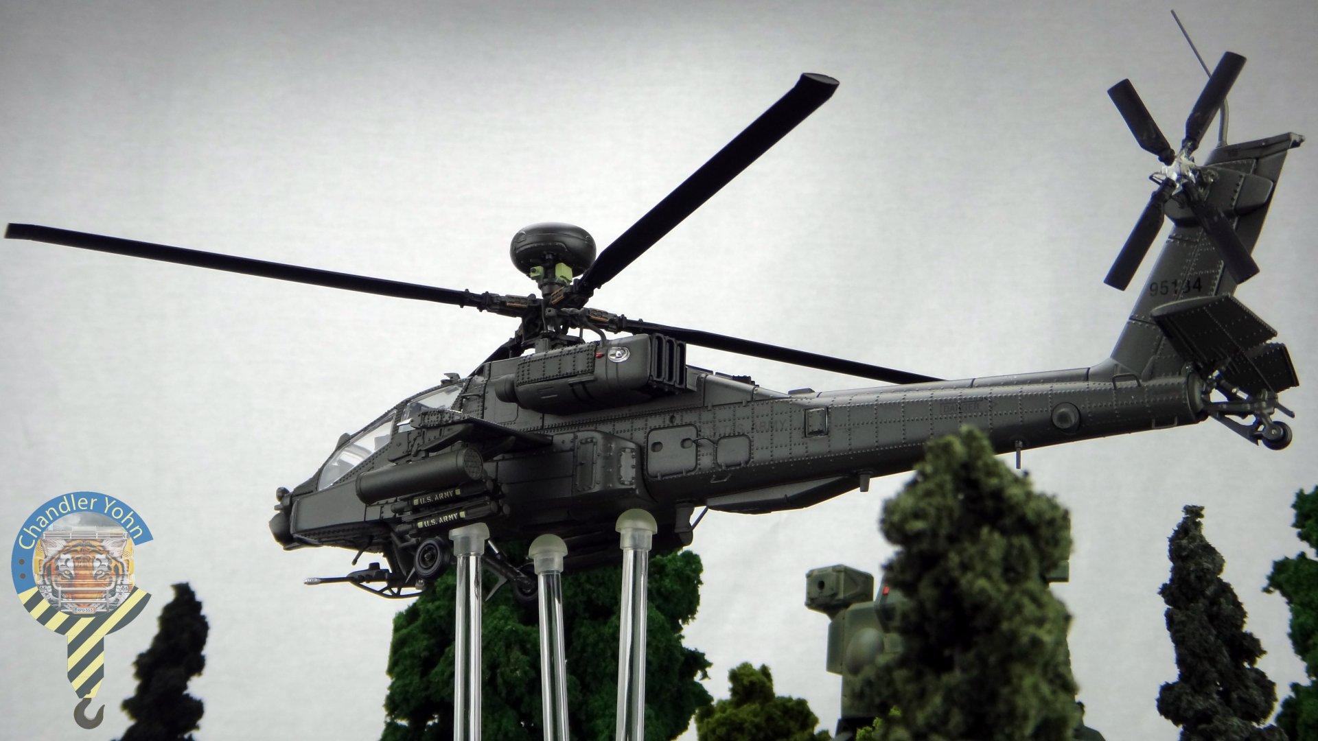 Bandai Zaentradi Glaug Crash AH64-D Apache M1 Abrams Yamato Tomahawk Destroid 16.jpg