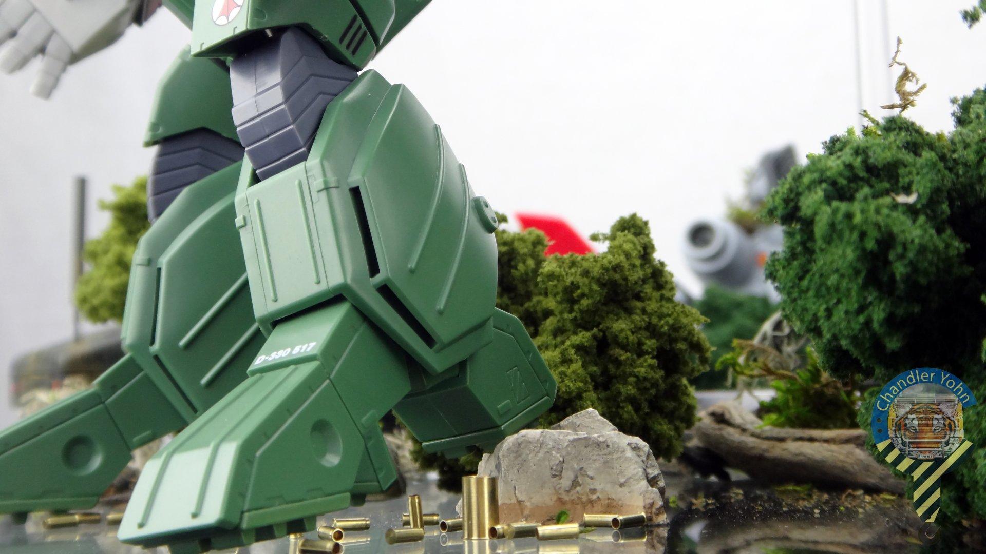 Bandai Zaentradi Glaug Crash AH64-D Apache M1 Abrams Yamato Tomahawk Destroid 30.jpg