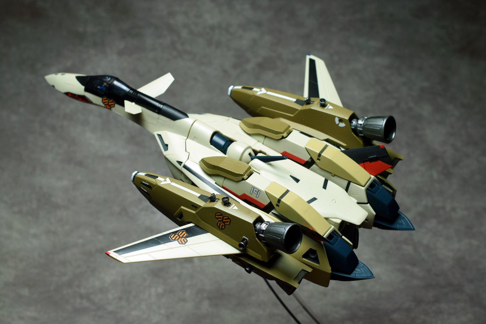 YF-19 w/TREX 3