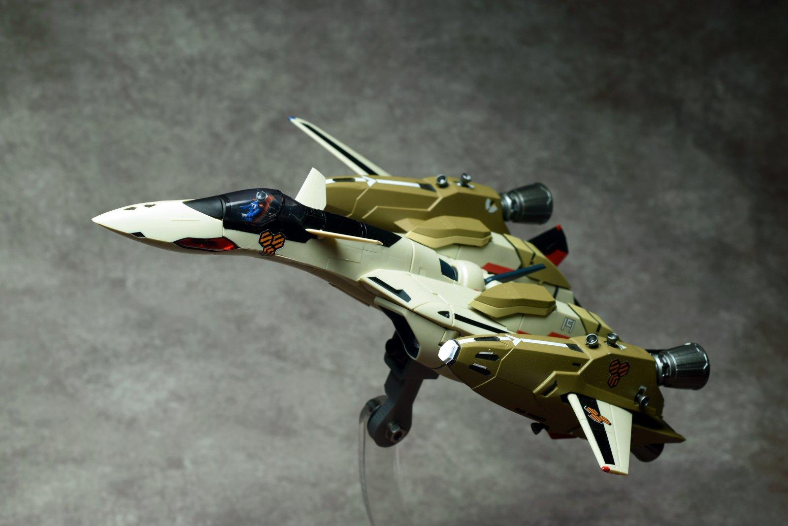 Arcadia YF-19 w/TREX supers