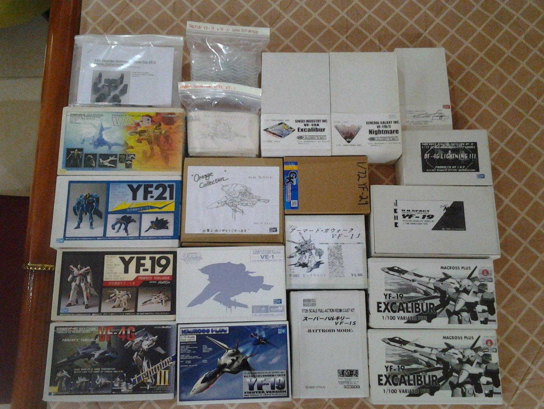 Macross Resin Kit Collection (5).jpg