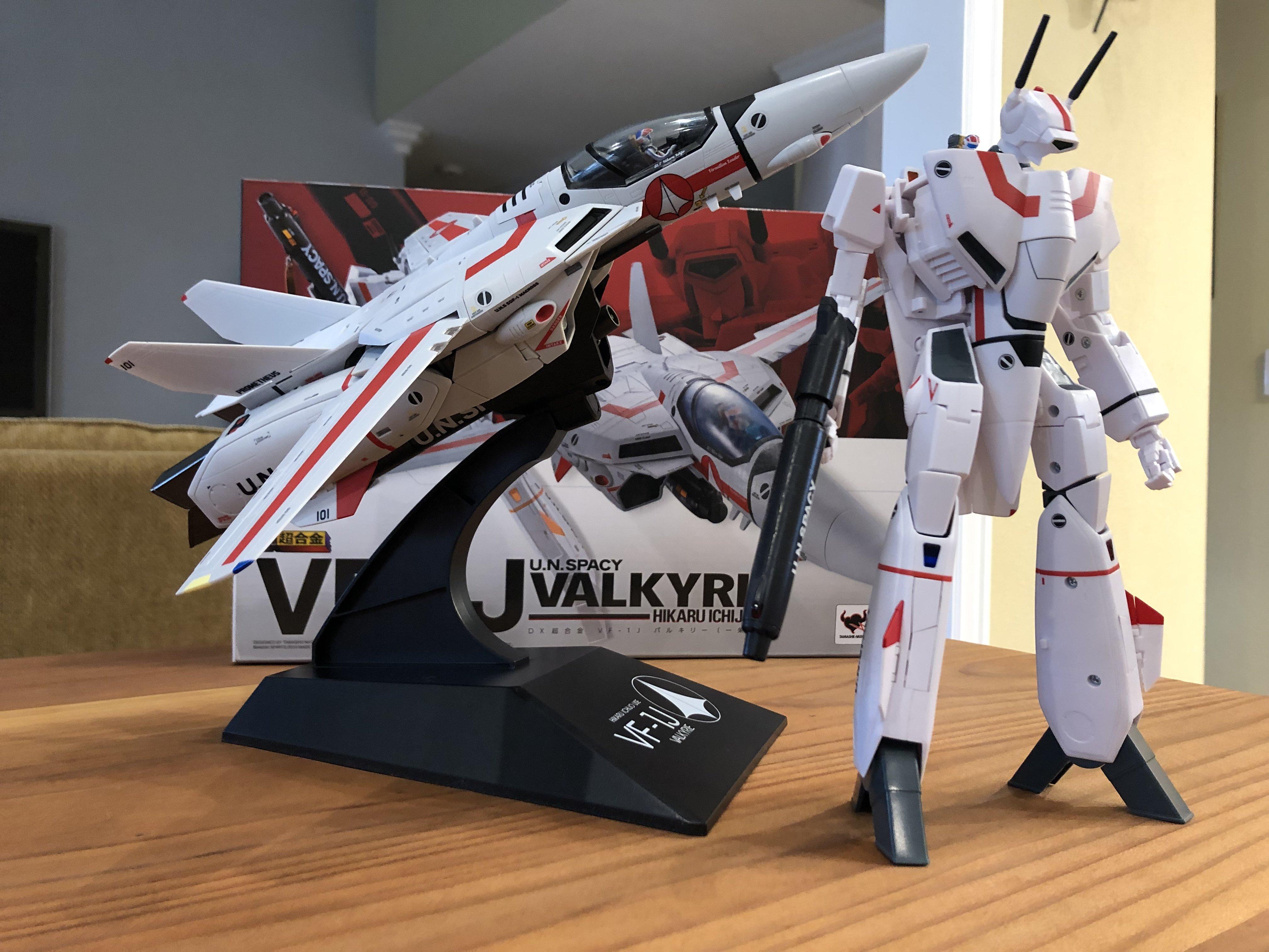 Bandai DX Chogokin 1/48 VF-1 - Page 210 - Toys - Macross