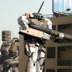 VF-1A Cannon Fodder