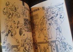 JVMacross Books - Bootleg DYRL Film Story Book