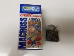JVMacross - Morinaga Choco Corn Macross Mini Kits