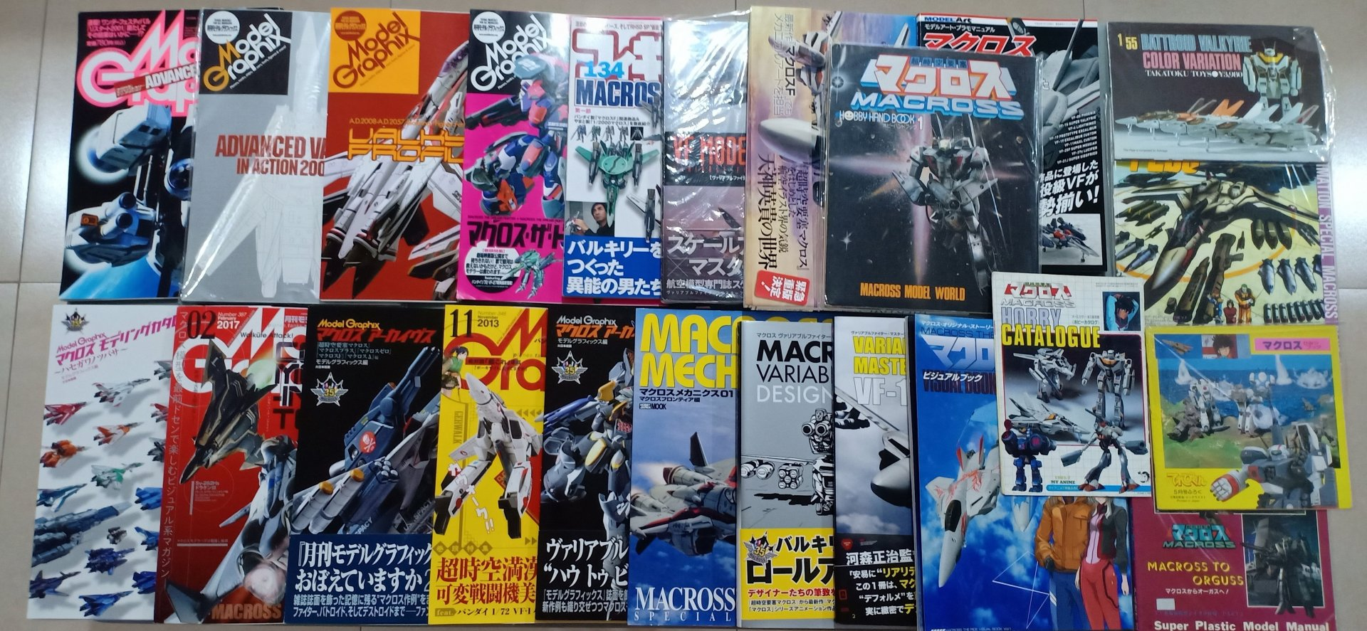 Christopher Macross Magazine Collection.jpg
