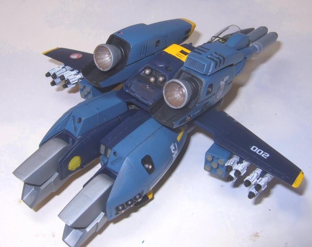 Yellow Submarine 1-100 VF-1S Strike Completed (4).jpg