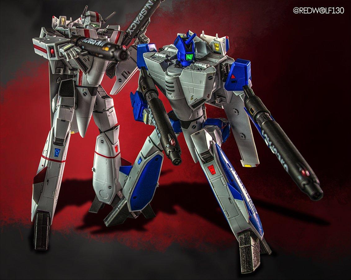Bandai DX Chogokin 1/48 VF-1 - Page 410 - Toys - Macross