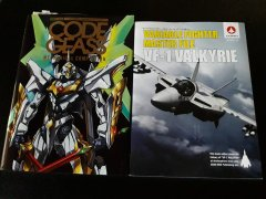 Code Geass and Macross Master File