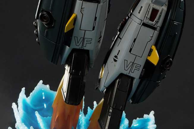 Bandai DX Chogokin 1/48 VF-1 - Page 301 - Toys - Macross