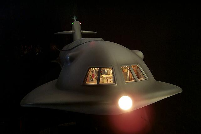 8' 1/48 Scale Sub Model - Anime or Science Fiction - Macross