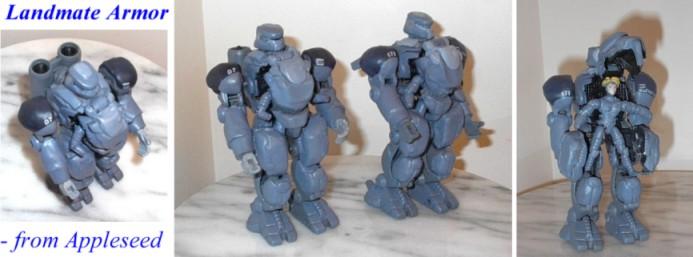 Custom Landmates Toys Macross World Forums